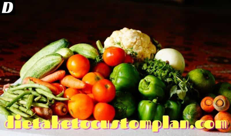 Best Keto Vegetables Low Carb Chart
