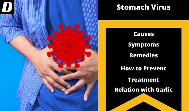 How to cure a stomach virus